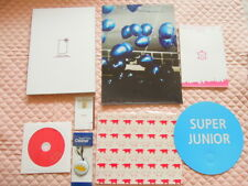 Super Junior M Photobook Goods Set w/Gift VCD Heechul Siwon Donghae Sungmin
