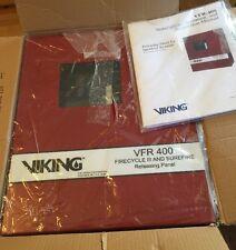 VIKING VFR-400 FIRE ALARM SPRINKLER SYSTEM RELEASING PANEL VFR400