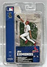 "McFARLANE 3""- MLB 5 - ST. LOUIS CARDINALS - JIM EDMONDS - 7,5cm FIGURA"