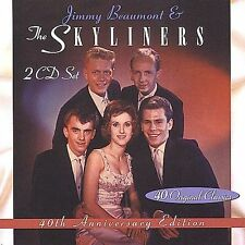 Jimmy Beaumont & The Skyliners: 40th Anniversary Edition (2-CD)