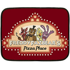 New Five Nights At Freddys Pizzeria for Mini Fleece Blanket free shipping