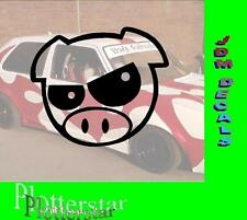 Drift Pig  JDM Sticker