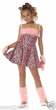 NEW California Costumes Purrty Kitty Costume XS size 4-6 girl ⭐