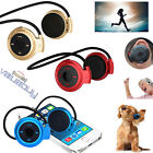New Wireless Bluetooth Stereo Headset Headphone Earphone for Sport Universal