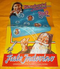 FRATE INDOVINO - Calendario - Anno 2002 - Zuccherini Italiani
