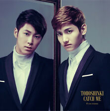 DBSK TVXQ - Catch Me -If you wanna- (KOREA ver) [CD+DVD Limited Edition]