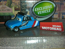 Disney Pixar Cars Bruno Motoreau ( Raoul Caroule Crew Chief )  Cars 2 Loose 1:55