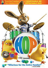 Hop (Blu-ray/DVD, 2012, 2-Disc Set. New Sealed. Russel Brand, Kaley Cuoco