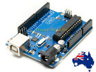 2014 Arduino-Compatible UNO R3 ATMega328P+ATMega16U2 Development Board IDE AU OZ