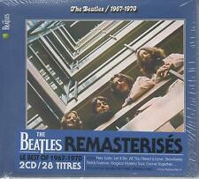 The Beatles 1967-1970 - The Blue Album 2 Discs - Remastered 2010  NEW