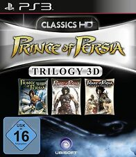 Playstation 3 Spiel: Prince of Persia Trilogy 3D PS-3 Budget Neu & Ovp