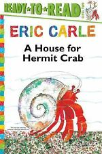 The World of Eric Carle: A House for Hermit Crab by Eric Carle (2014, Hardcover)