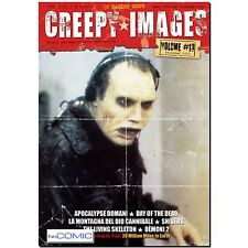 Creepy Image Volume 13 HORROR AND EXPLOITATION MEMORABILIA MAGAZIN 70er NEU