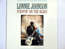 STEPPIN 'on the Blues-Lonnie Johnson (CD come NUOVO/LIKE NEW)