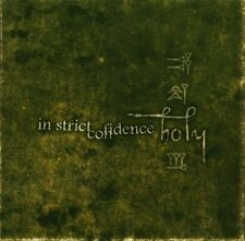 IN STRICT CONFIDENCE Holy LIMITED 2CD BOX 2004