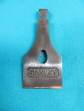 "Stanley No.6,7 Plane Lever Cap,2-3/8"",Nickel Kidney,Used 1935+~GOOD    #S91516"