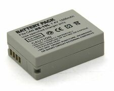 7.4v Battery for NB-10L Canon PowerShot SX40 HS SX50 HS SX60 HS Digital Camera