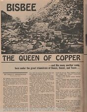 Bisbee, AZ - Queen of the Copper Mines+Apache,Dunn,Lavender,Loughead,McCoy