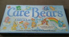 Vintage Care Bears On the path to Care-a-lot Board Game ~ 1983 Parker Brothers