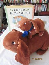 lot of Guess How much I love you:Kohl's Cares  book   plush