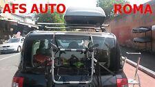 BOX AUTO PORTATUTTO BAULE KRONO 480+BARRE ALL.MULTIPLA 2002+PORTABICI MULTIPLA