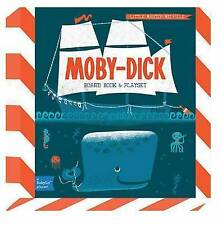 Babylit Book and Playset Moby-Dick by Jennifer Adams, Alison Oliver (Board...