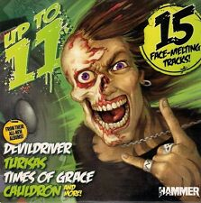 UP TO 11  Metal Hammer promotional CD