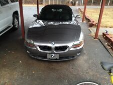 2003 BMW Z4 2.5i Convertible 2-Door