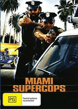 MIAMI SUPERCOPS - BUD SPENCER & TERENCE HILL - NEW & SEALED DVD