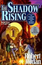 The Shadow Rising 4 by Robert Jordan (1992, Hardcover, Revised) 1st/1st