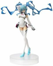 UK Vocaloid Nendoroid Miku Hatsune Project Diva F Racing Miku 2014 Action Figure