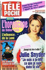 G - Télé Poche N°1810 Julie Snyder