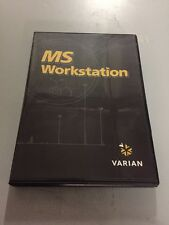Varian MS Workstation 6.9.1 Gas Chromatography Mass Spectrometer GCMS Software