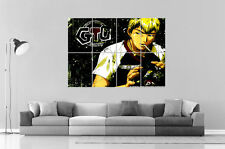 GTO Great Teacher Onizuka  02 Anime Manga Wall Art Poster Grand format A0