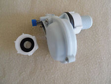Kohler, Replacement Toilet Fill Valve with 7/8 X 7/8 Adapter Water Screen Filter