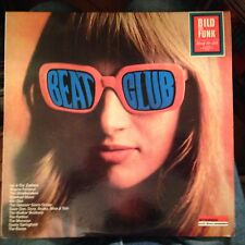 LP Beat-Club *Rivets/Ian&Zodiacs/Rattles/Merseys/ua.*  Germany *Star-Club Titel*
