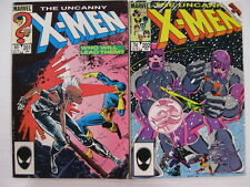 *UNCANNY X-MEN #201-225 25 Books Guide $217 Free shipping!