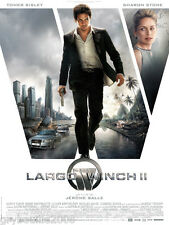 "BLU-RAY ""LARGO WINCH 2"" (COMBO BLU-RAY + DVD EDITION LIMITÉE) NEUF SOUS BLISTER"