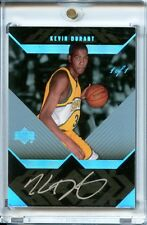 2007-08 UD Black Auto Kevin Durant RC 1/1