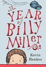 The Year of Billy Miller by Kevin Henkes c2013 VGC Hardcover We combine shipping