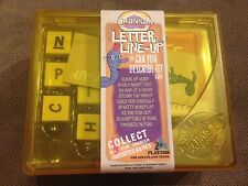 """Cranium Letter Line-up """"Can You Describe It?"""" Game - NEW"""