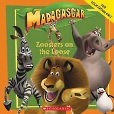 Madagascar: Esto es un zoolgico: It's a Zoo in Here (sp) (Spanish Edition) - Ver
