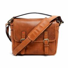 ONA Berlin II Messenger Bag for Leica M-System - Vintage Bourbon - NEW USA