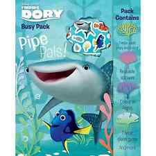 Finding Dory Disney Busy Pack Figures Colouring Book Stickers Colour Activity TV
