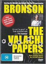 THE VALACHI PAPERS - CHARLES BRONSON - NEW & SEALED REGION 4 DVD FREE LOCAL POST