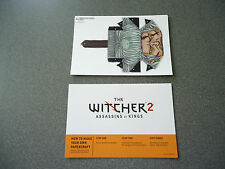 The Witcher 2: Assassins of Kings Geralt Small Papercraft Kit    New