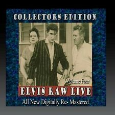 Elvis Raw Live - Volume 4 - Elvis Presley (2016, CD NIEUW)
