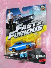 Fast & Furious  1970 FORD ESCORT RS1600 MK1  #6   FCF41