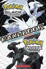Pokemon: Black & White Handbook, Scholastic, Good Book