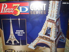 Puzz 3D Giant Series Eiffel Tower New and Factory Sealed